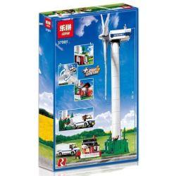 NOT Lego CREATOR EXPERT 10268 4999 Vestas Wind Turbine Vistas Wind Turbine , LARI 11394 LEPIN 37001 37004 Xếp hình Chong Chóng điện Gió Có động Cơ gồm 2 hộp nhỏ 826 khối có động cơ pin
