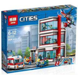 Bela 11000 Lari 11000 BLANK 11303 40020 G BRAND 62108 621087 J 621087 KING 82085 LEPIN 02113 Xếp hình kiểu Lego CITY Medical City Hospital Bệnh Viện Thành Phố 861 khối