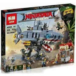 Lepin 06067 Lele 31101 Bela 10799 (NOT Lego Ninjago Movie 70656 Garmadon, Garmadon, Garmadon! ) Xếp hình Chúa Tể Bóng Tối Garmadon 929 khối