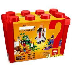 LEPIN 42016 Xếp hình kiểu Lego CLASSIC Mission To Mars BUILDING BIGGER Thinking Classic Mars Mission Nhiệm Vụ Lên Sao Hỏa 871 khối