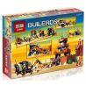 Lepin 33001 (NOT Lego Castle 6762 Fort Legoredo ) Xếp hình Pháo Đài 742 khối