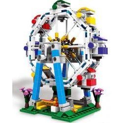XINGBAO XB-01106 01106 XB01106 Xếp hình kiểu Lego COLORFUL WORLD Colorful World Ferris Wheel Variety Vòng Quay Ferris 660 khối