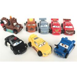 Sheng Yuan 778 SY778 (NOT Lego Cars Disney Pixar Cars Model 8 In 1 ) Xếp hình Xe Ô Tô Disney Pixa 8 Trong 1 gồm 8 hộp nhỏ 369 khối