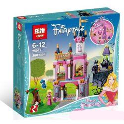 Sheng Yuan 986 SY986 Lepin 25012 Bela 10890 (NOT Lego Disney Princess 41152 Sleeping Beauty's Fairytale Castle ) Xếp hình Lâu Đài Của Nàng Công Chúa Ngủ Trong Rừng 385 khối
