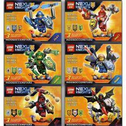 Lepin 14001 70335 Bela 10475 10476 10477 10478 10479 10480 Lele 79242 79243 (NOT Lego Nexo Knights 70330 70331 70332 70333 70334 70335 Ultimate Clay Ultimate Macy Ultimate Aaron Ultimate Robin Ultimat