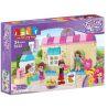 Jdlt Judalongtoys 5232A (NOT Lego Duplo Go Shopping At Supermarket With Girls ) Xếp hình Chuyến Đi Siêu Thị Thú Vị 73 khối