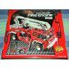 Decool 3323 (NOT Lego Technic 8289 Fire Truck ) Xếp hình Xe Tải Cứu Hỏa (Mẫu 1) 1036 khối
