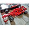 Decool 3335 Bela 9604 (NOT Lego Technic 8674 Ferrari F1 Racer 1:8 ) Xếp hình Xe Đua Công Thức 1 Tỉ Lệ 1:8 1246 khối