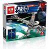 Lepin 05045 (NOT Lego Star wars 10227 B-Wing Starfighter ) Xếp hình Phi Thuyền Chiến Đấu Thanh Gươm 1487 khối