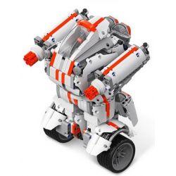 XIAOMI MITU MI ONEBOT JMJQR01IQI 01IQI Xếp hình kiểu Lego TECHNIC MITU Building Block Robot Mi Rabbit Robot Rô Bốt Tự Cân Bằng Lập Trình Thông Minh Hơn Mindstorm EV3 Lắp Thành Khủng Long, Máy Bay lắp