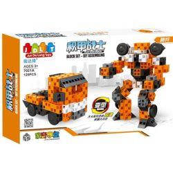 Jun Da Long Toys Jdlt 7021A (NOT Lego Special Armored Warrior - Sentinel ) Xếp hình Chiến Binh Bọc Thép - Lính Gác 129 khối