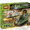 Xinlexin Gudi 600009A (NOT Lego Military Army Armed Assault ) Xếp hình Xe Tăng 352 khối