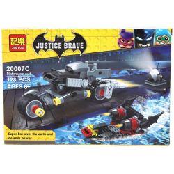 WINNER JEMLOU 20007 20007A 20007B 20007C 20007D 20007E 20007F Xếp hình kiểu Lego THE LEGO BATMAN MOVIE Justice Brave Những Siêu Xe Của Batman gồm 6 hộp nhỏ 735 khối