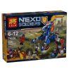 Lepin 14002 Lele 79236 Sheng Yuan 560 SY560 Bela 10485 (NOT Lego Nexo Knights 70312 Lance's Mecha Horse ) Xếp hình Ngựa Máy Chiến Đấu 255 khối