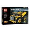 Decool 3363 Lele 38002 Yile 108A Mouldking 13016 (NOT Lego Technic 42035 Mining Truck ) Xếp hình 2 Dạng Xe Tải Khu Mỏ 362 khối