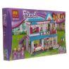 Lepin 01014 Bela 10612 Lele 37030 (NOT Lego Friends 41314 Stephanie's House ) Xếp hình Nhà Của Stephanie 622 khối