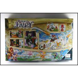 NOT Lego ELVES 41179 Queen Dragon's Rescue Elf Dragon Rescue Action , Bela 10550 Lari 10550 Xếp hình Giải Cứu Nữ Hoàng Rồng 833 khối