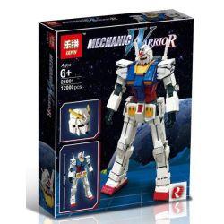 Lepin 26001 (NOT Lego Creator Expert Rx-78-2 Gumdam ) Xếp hình Robot Bảo Vệ Hành Tinh Địa Cầu 12000 khối
