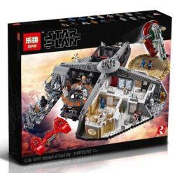 Lepin 05151 (NOT Lego Star wars 75222 Betrayal At Cloud City ) Xếp hình Âm Mưu Phản Bội Ở Thành Phố Cloud 2812 khối