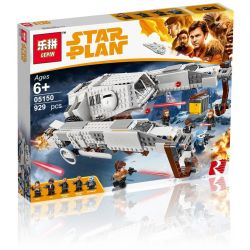 LEPIN 05150 Xếp hình kiểu Lego STAR WARS Imperial AT-Hauler Solo Empire Carrier Phi Thuyền AT-Hauler 829 khối