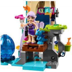 Bela 10549 Lari 10549 Xếp hình kiểu Lego ELVES The Dragon Sanctuary Elf Feilong Reserve Thánh địa Của Rồng 585 khối