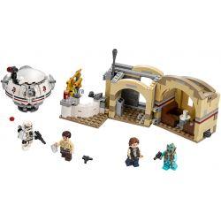 Bela 10905 Lari 10905 Xếp hình kiểu Lego STAR WARS Mos Eisley Cantina Mosses Esley Nhà Máy Rượu Vang Eisley 378 khối