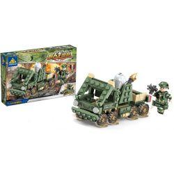 Kazi KY84056 84056 KY84056-1 84056-1 KY84056-2 84056-2 KY84056-3 84056-3 KY84056-4 84056-4 Xếp hình kiểu Lego FIELD ARMY Field Army AH-64 Field Troops V2 Anti-guiding System 4 Thiết Bị Kết Hợp Thành X