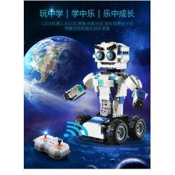 DOUBLEE CADA C51028 51028 Xếp hình kiểu Lego TECHNIC DADA Remote Control Robot, Drilling Vehicle Robot Máy Khoan 606 khối điều khiển từ xa