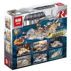LEPIN 03071 03071A 03071B 03071C 03071D 03071E 03071F Xếp hình kiểu Lego SWAT SPECIAL FORCE 6合1 军事集结 合体版 Wolf Tourism King Kong Chi 1 Model 3 To Six 6 Thiết Bị Quân Sự Có Khả Năng Kết Hợp gồm 6 hộp nh