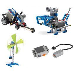Kazi KJ30020 (NOT Lego Mindstorms EV3 Wedo 2.0 STEAM Ep1 ) Xếp hình Động Cơ Pin 800 khối