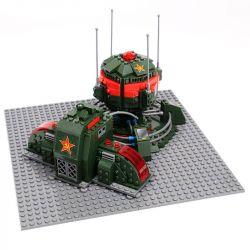 Kazi KY81009 81009 Xếp hình kiểu Lego RED ALERT 3 RED ALERT 3 Iron Curtain Red Warning Iron Screen Generator Hệ Thống Phòng Thủ Red Alert 519 khối