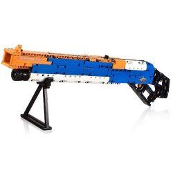 Cada C81004 C81004W Lego Technic Block Gun Winchester Mode 1887 Xếp hình Súng Shotgun gồm 2 hộp nhỏ 506 khối