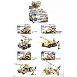 Kazi KY3002 3002 KY3002-1 3002-1 KY3002-2 3002-2 KY3002-3 3002-3 KY3002-4 3002-4 Xếp hình kiểu Lego FALCON COMMANDOS Dragon Commando 蛟龙 突队 MiG-15 Air Defense Self-Players 4 Combination Pháo Phòng Khôn