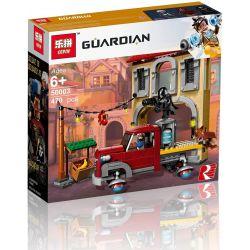 LEPIN 50003 XINH 8310 Xếp hình kiểu Lego OVERWATCH Dorado Showdown Watching Pioneer Decades Dorado Trận Chiến Dorado 419 khối