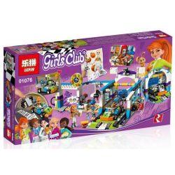 Sheng Yuan 1158 1188C Lepin 01076 Bela 11037 (NOT Lego Friends 41350 Spinning Brushes Car Wash ) Xếp hình Tiệm Rửa Xe Tự Động 325 khối
