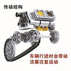 REBRICKABLE MOC-24892 24892 MOC24892 Winner 7047 Xếp hình kiểu Lego TECHNIC The Sports Street Motorcycle Racing Motorcycle 1 6 Mô Tô Phân Khối Lớn Tỉ Lệ 1 6 716 khối
