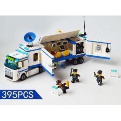 WANGE DR.LUCK 52013 Xếp hình kiểu Lego GEAR Ron Keyring Harry Potter Ron Keychain Trung Tâm Chỉ Huy Di động 395 khối