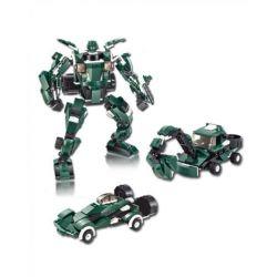 Jie Star 27026 (NOT Lego Creator 3 in 1 Marksman Luxman ) Xếp hình Thiện Xạ Luxman lắp được 3 mẫu 271 khối
