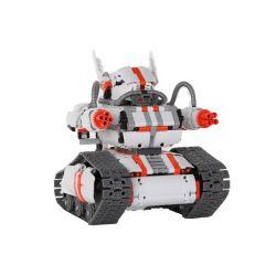 XIAOMI MITU MI ONEBOT JMJQR03IQI 03IQI Xếp hình kiểu Lego TECHNIC MITU Building Block Robot Mi Rabbit Robot Robot Lập Trình Thông Minh Lắp Thành Xe Tăng, Xe ủi lắp được 3 mẫu 1086 khối điều khiển từ x