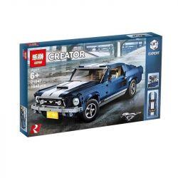 Lepin 21047 Dinggao DG023 Bela 11293 (NOT Lego Creator Expert 10265 Ford Mustang ) Xếp hình Xe Hơi Ford Mustang 1648 khối