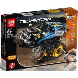 Lepin 20096 Decool 3502 Mouldking 13032 13036 (NOT Lego Technic 42095 Remote-Controlled Stunt Racer ) Xếp hình Xe Đua Hummer Stunt 324 khối