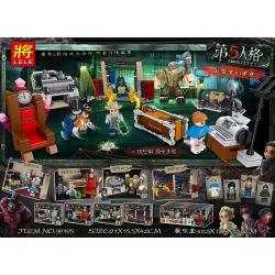Lele 39195 (NOT Lego Identity V Identity V ) Xếp hình Căn Phòng Bí Ẩn 485 khối