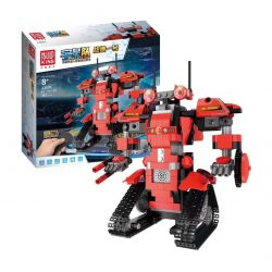 MOULDKING 13001 Xếp hình kiểu Lego WALKING BRICK Smart Build Creative Play Robot điều khiển từ xa 395 khối điều khiển từ xa