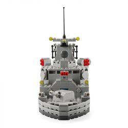 DR.LUCK 4660 WANGE 4660 Xếp hình kiểu Lego MILITARY ARMY LEGION Destroyer Legion Tàu Chiến Legion 528 khối