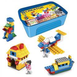 Kazi Gao Bo Le Gbl Bozhi KY015 (NOT Lego Creator Creative Puzzle ) Xếp hình Sáng Tạo 1620 khối