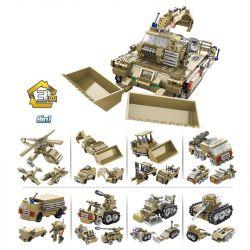 PanlosBrick 633024 633024A 633024B 633024C 633024D 633024E 633024F 633024G 633024H Panlos Brick 633024 633024A 633024B 633024C 633024D 633024E 633024F 633024G 633024H Xếp hình kiểu Lego MILITARY ARMY