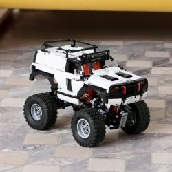 Xiaomi Mitu YYSQC01IOI (NOT Lego Technic Cars Terrain ) Xếp hình Xe Ô Tô Địa Hình 1500 khối