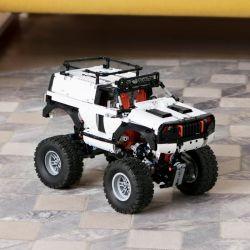 Xiaomi Mitu Mi ONEBOT YYSQC01IOI Xếp hình kiểu LEGO Technic Cars Terrain Xe ô tô Địa Hình 1500 khối điều khiển từ xa