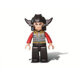 Sluban M38-B0271 B0271 0271 Xếp hình kiểu LEGO Castle Tam Quốc - Tiến Công Nanzheng 70 khối