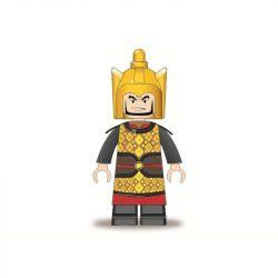 Sluban M38-B0258 Xếp hình kiểu LEGO Castle three kingdoms Ngựa Chiến Của Lưu Bị 13 khối